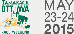 The Tamarack Ottawa Race Weekend 2015