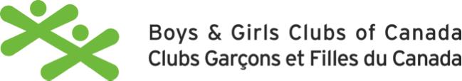 Clubs Garçons et Filles du Canada – Walk this Way
