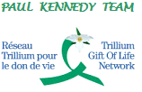 Paul Kennedy Team/Candlelighters Childhood Cancer Support Programs