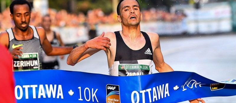 International athletes are coming to Ottawa to compte in the IAAF 10K race