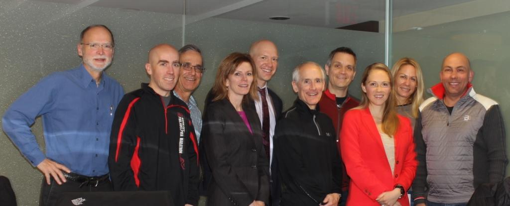 The Run Ottawa Board of Directors