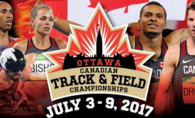 The Canadian Track and Field Championships are coming to Ottawa July 3-9, 2017