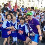 Kids Run Ottawa take part in the 2017 Scotiabank Kids Marathon