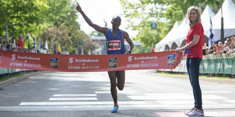 2018 Scotiabank Ottawa Marathon Start List And Runners To