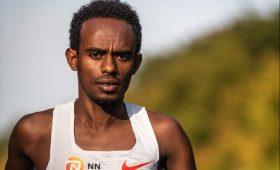 Abera Kuma Ottawa Marathon 2019