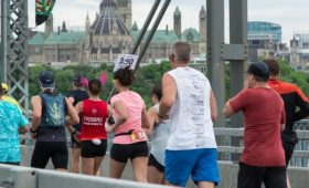 Bridge Closure, Route Change Tamarack Ottawa Race Weekend 2019