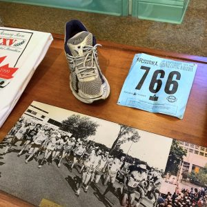 Ottawa Marathon Exhibit 45 Years