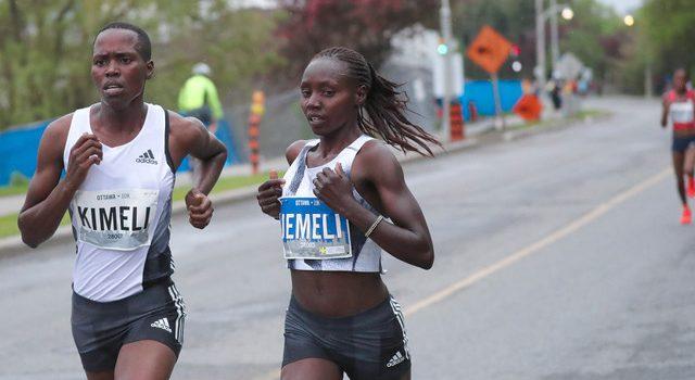 2019 Ottawa 10km Kimeli Jemeli