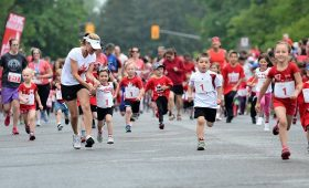 Canada Day Road Races