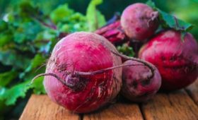 Autumn Foods for Running beets