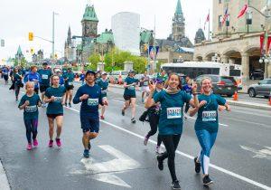 The Ottawa 5K Bytown Challenge