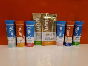 Nuun Hydration tablets are the perfect gift for runners who need a hydration and immunity boost