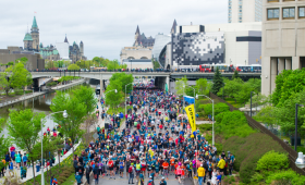 Travel To Ottawa for Tamarack Ottawa Race Weekend