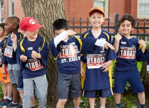 Kids Run Ottawa runs the Scotiabank Ottawa Marathon