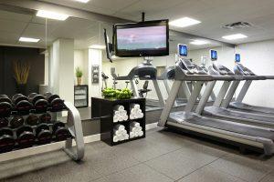 Delta Hotel Fitness Centre