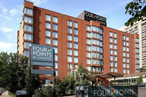 Four Points by Sheraton Exterior
