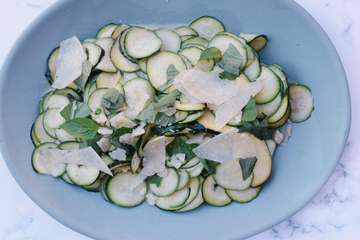 Zuuchini Salad